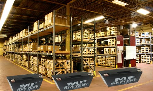 Wholesale Battery Trade